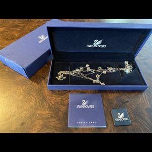 Swarovski crystal necklace 910874